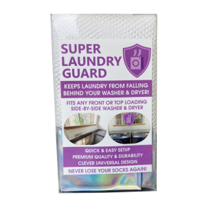 Super Laundry Guard Keeps Clothes Gap Space Falling Behind Washer Dryer Laundry Room Laundry Accessory 99