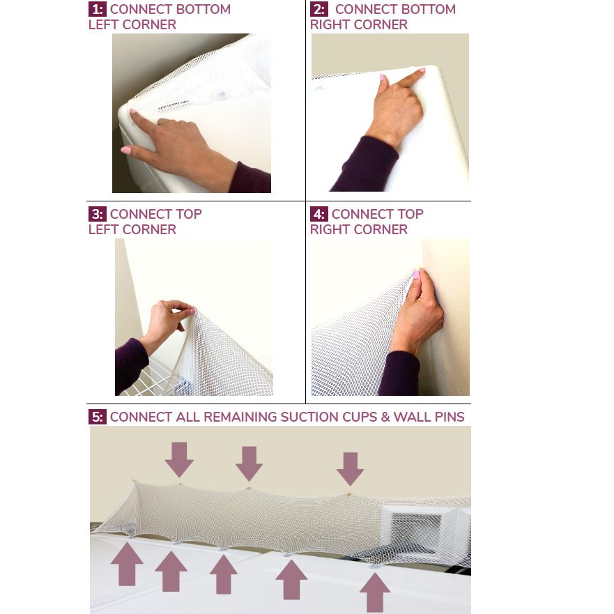 Installation Guide Super Laundry Guard