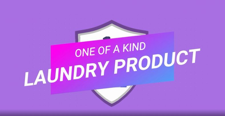 Super Laundry Guard One of a Kind Laundry Product