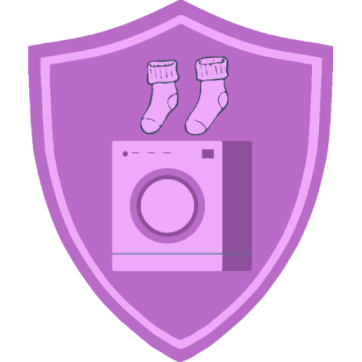 SUPER LAUNDRY GUARD PROTECTS CLOTHES WASHER & DRYER