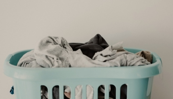 LAUNDRY TIPS FOR LESS STRESS